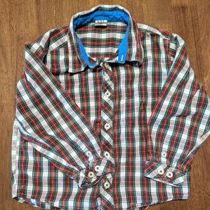 Gap Long Sleeve Collared Button Down